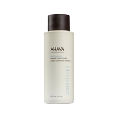 Кондиционер Ahava Deadsea Water Mineral Conditioner (Объем 400 мл) гель для душа ahava deadsea salt liquid deadsea salt объем 200 мл