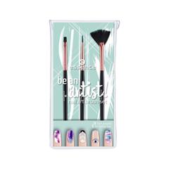 Набор кистей для макияжа essence Be An Artist! Nail Art Brush Set