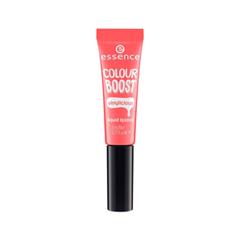 Помада essence Colour Boost Vinylicious Liquid Lipstick 01 (Цвет 01 Ciao Flamingo variant_hex_name FEA1A3) подводка essence liquid ink eyeliner 02 цвет 02 bronzy
