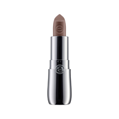 Помада essence Colour Up! Shine On! Lipstick 04 (Цвет 04 Fudgesicle variant_hex_name 8D6F67) топы essence ultra gloss nail shine объем 8 мл