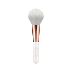 Кисть для лица essence Flat Powder Brush кисть для бровей essence eyebrow brush