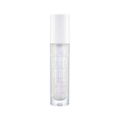 Блеск для губ essence Holo Wow! Dewy Lip Shine 01 (Цвет 01 Unicorn Powder variant_hex_name EFF0EB) топы essence ultra gloss nail shine объем 8 мл