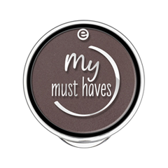 Пудра My Must Haves Eyebrow Powder 10 (Цвет 10 My Kind Of Brown variant_hex_name 393211)