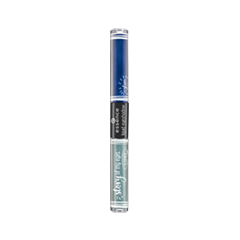 Тени для век essence Story of My Eyes Liquid Eyeshadow 10 (Цвет  Roadtrippin' variant_hex_name 597599)