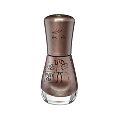 Лак для ногтей essence The Gel Nail Polish 112 (Цвет 112 Flamingold variant_hex_name 563933) china glaze гелевый лак поклонник солнца china glaze gelaze gel n base polish sun worshipper 82254 9 76 мл