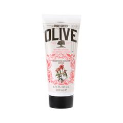 Молочко Korres Pure Greek Olive Body Milk Verbena (Объем 200 мл) молочко korres japanese rose body milk объем 200 мл