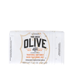 Мыло Korres Pure Greek Olive Traditional Soap Honey (Объем 125 г) high quality 100% natural pure sweet honey bee honey