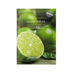 Conditioning Lime Mask Sheet (Объем 25 мл)