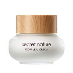 Крем Secret Nature From Jeju Cream (Объем 50 мл) крем для рук the yeon jeju canola