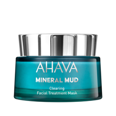 Маска Ahava Mineral Mud Clearing Facial Treatment Mask (Объем 50 мл)