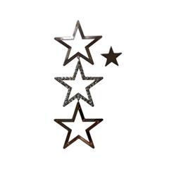 Серьги Herald Percy Асимметричные серьги-звезды