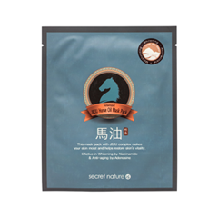 Fermentated Jeju Horse Oil Mask Pack (Объем 20 г)