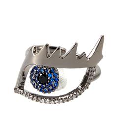 Кольца Lisa Smith Глаз (Размер U) майка lisa crown майка