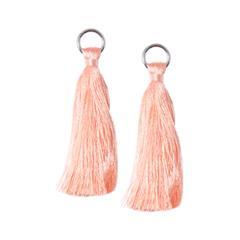 Серьги Oh! Doll Оранжевые серьги-кисти серьги колечки серьги тереза унакит