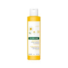 Специальный уход Klorane Blond Highlights Vinegar Shine Rinse with Chamomile (Объем 200 мл) klorane крем блеск highlights с ромашкой для светлых волос 150 мл