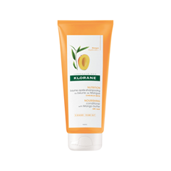 Бальзам и кондиционер Klorane Nourishing Conditioner with Mango Butter (Объем 200 мл) бальзам klorane клоран бальзам с маслом финика пустынного туба 200 мл