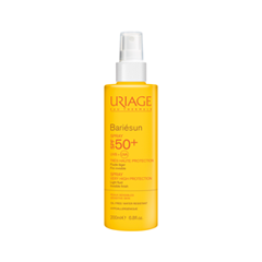 Защита от солнца Uriage Bariésun Spray SPF50+ (Объем 200 мл) спрей uriage урьяж барьесан сухое масло спрей spf50 флакон 200 мл