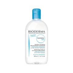 Мицеллярная вода Bioderma Hydrabio H2O - Micelle Solution (Объем 500 мл) bioderma sensibio micelle solution очищающая вода 500 мл