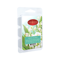 Ароматический воск Candle Warmers White Flower Wax Melts (Объем 75 г)