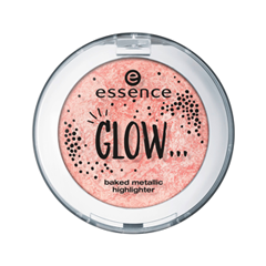 Хайлайтер essence Glow... Baked Metallic Highlighter 03 (Цвет 03 …Like Glitter is Raining Down on You variant_hex_name E3A197) пуховик quiksilver alec down baked clay