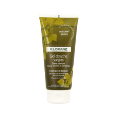 Гель Klorane Ultra-Rich Revitalising Shower Gel (Объем 200 мл) гели saules fabrika shower gel mango гель для душа манго 200 мл