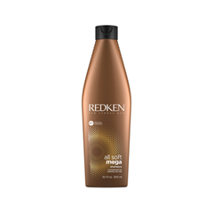 Шампунь Redken All Soft Mega Shampoo (Объем 300 мл) шампунь redken oil detox shampoo 300 мл