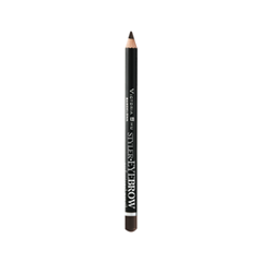 Карандаш для бровей Victoria Shu Styler Eyebrow 203 (Цвет 203 variant_hex_name 4E3B2C) карандаш для бровей lumene nordic chic extreme precision eyebrow pencil 4 цвет 4 коричневый variant hex name 271c1a