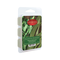 Ароматический воск Candle Warmers Eucalyptus Spearmint Wax Melts (Объем 75 г)