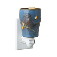 Диффузор Candle Warmers Bluebird Pluggable Fragrance Warmer bluebird