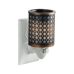 Диффузор Candle Warmers Moroccan Metal Pluggable Fragrance Warmer