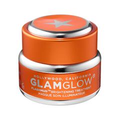 Маска GlamGlow FlashMud™ Brightening Treatment Mini To Go (Объем 15 г) glamglow flashmud маска для улучшения цвета лица flashmud маска для улучшения цвета лица