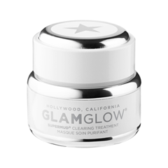 Маска GlamGlow SuperMud™ Clearing Treatment Mini To Go (Объем 15 г) 15 мл glamglow supermud set набор для лица supermud set набор для лица