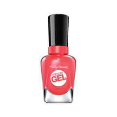 Miracle Gel 131 (Цвет 131 Coral Carnival variant_hex_name FD6D84)