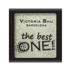 Тени для век Victoria Shu The Best One! 533 (Цвет 533 variant_hex_name C4C9B3) тушь для ресниц victoria shu the best one maxi volume