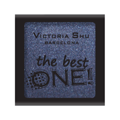 Тени для век Victoria Shu The Best One! 536 (Цвет 536 variant_hex_name 545A7C) тушь для ресниц victoria shu the best one maxi volume