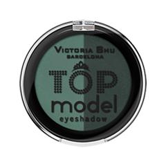 Тени для век Victoria Shu Top Model Eyeshasow 210 (Цвет 210 variant_hex_name 65796E) тушь для ресниц victoria shu the best one extreme volume