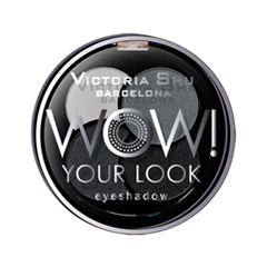 Wow! Your Look Eyeshadow 245 (Цвет 245 variant_hex_name 82878A)