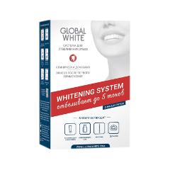 Уход за полостью рта Global White Система для домашнего отбеливания зубов гель для отбеливания зубов спб