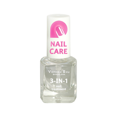 Топы Victoria Shu 3 in 1 Nail Treatment (Объем 6 мл)