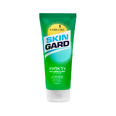 После загара Skin Gard Успокаивающий гель после загара с алоэ вера (Объем 200 мл) it s skin успокаивающийочищающийгель