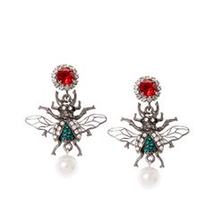 Серьги Herald Percy Серьги-мухи с кристаллами
