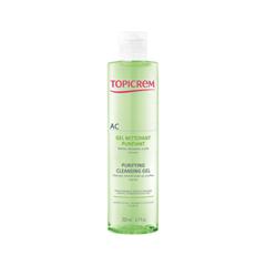 Гель Topicrem AC Purifying Cleansing Gel (Объем 200 мл) гель topicrem ad ultra rich cleansing gel