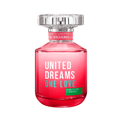 United Dreams One Love Spray (Объем 80 мл)