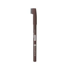Карандаш для бровей essence Еyebrow Designer (Цвет 02 dark brown variant_hex_name 534739)