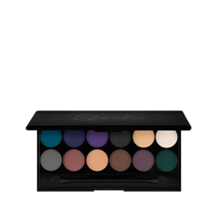 Тени для век Sleek MakeUP I Divine (Цвет Ultra Mattes 731 V2 Darks variant_hex_name 573977)