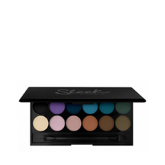 Тени для век Sleek MakeUP I Divine (Цвет 594 Original variant_hex_name 4F393A)