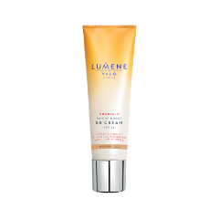 BB крем Lumene Valo Bright Boost BB Cream SPF 20 (Цвет Medium / Dark variant_hex_name c59a76) bb крем bellápierre derma renew bb cream medium цвет medium variant hex name d7a278