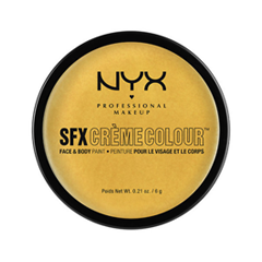 Пигменты для макияжа NYX Professional Makeup SFX Créme Colour Face & Body Paint 11 (Цвет 11 Gold variant_hex_name DBAB3E)