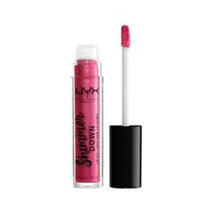 Блеск для губ NYX Professional Makeup Shimmer Down Lip Veil 03 (Цвет 03 Pink Pong variant_hex_name E7789A) savannah bee company natural and organic peach blossom shimmer lip tint 0 09 ounce