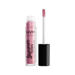 Блеск для губ NYX Professional Makeup Shimmer Down Lip Veil 06 (Цвет 06 Hypernova variant_hex_name D68BA1) блеск для губ nyx professional makeup lip lingerie shimmer 06 цвет 06 butter variant hex name a6766c